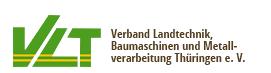 Verband Landtechnik, Baumaschinen und Metallverarbeitung Thüringen e.V. Logo